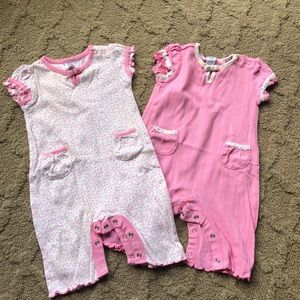 Set 2 Baby Gap onesies